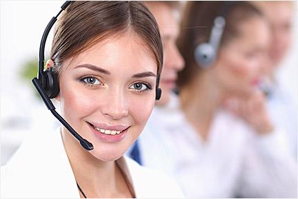 专业客户服务